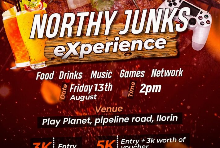 Northy Junks Experience