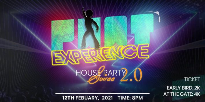 PHAT EXPERIENCE HOUSE PARTY