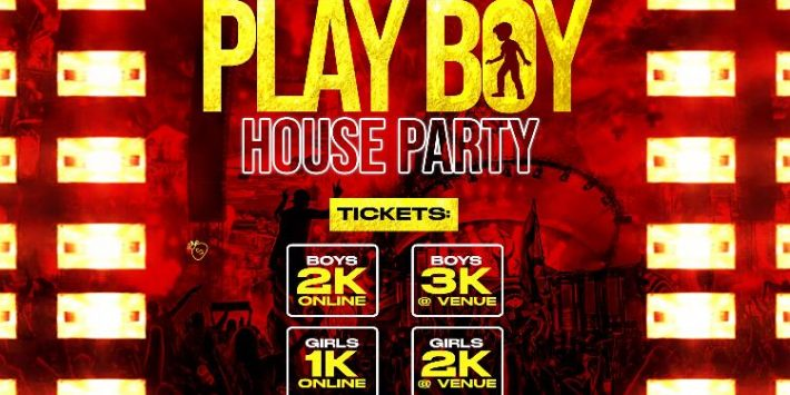 PLAY BOY HOUSE PARTY