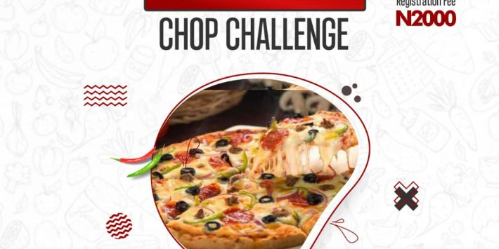 HOME MADE PIZZA CHALLENGE