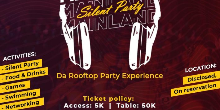 MAINLAND SILENT PARTY 2.0
