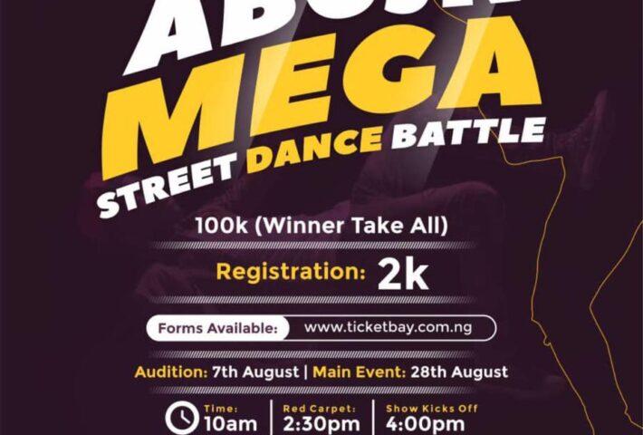 Abuja Mega Street Dance Battle
