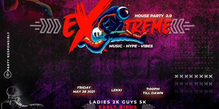 EXTREME HOUSE PARTY 2.0