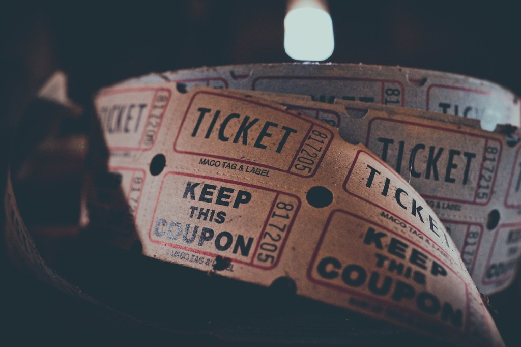 buy and sell event ticket online.