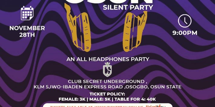 Osun Silent Party